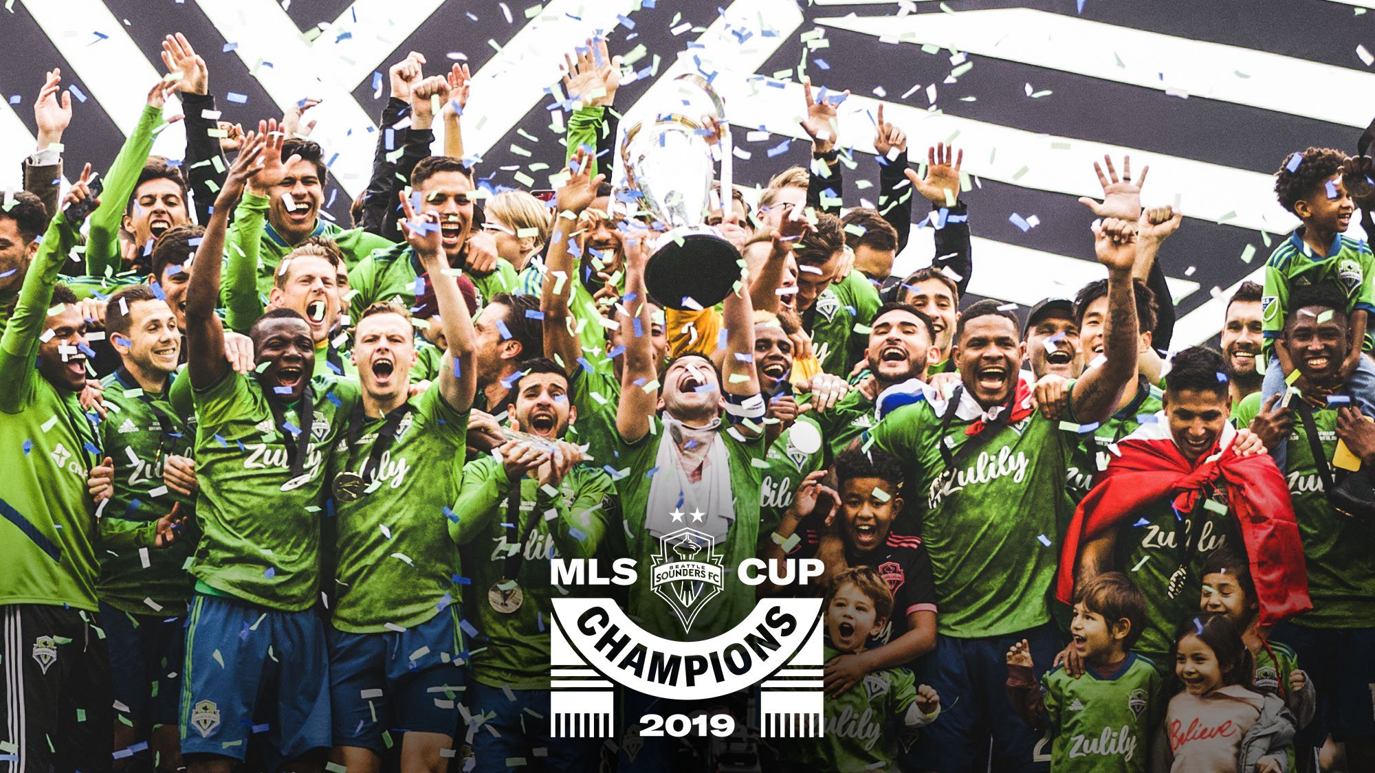 Sounders champs